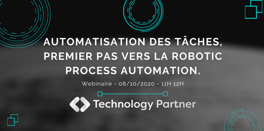 #1 Webinar: Task Automation, the first step towards Robotic Process Automation