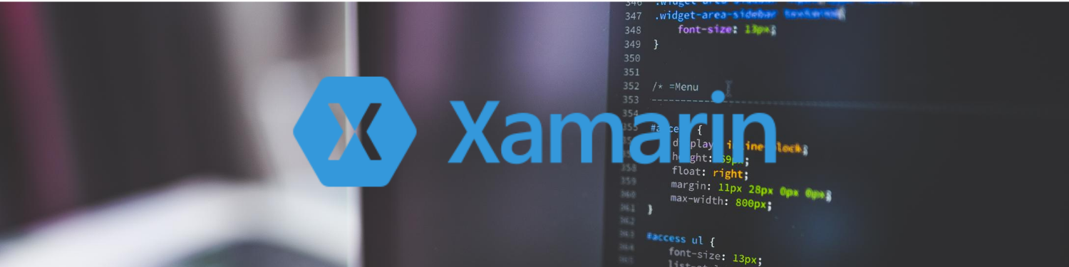 Cross-platform mobile apps: Development with Xamarin Illustration
