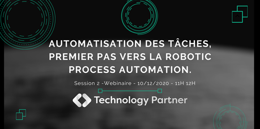 #2 Webinar: Task Automation, the first step towards Robotic Process Automation